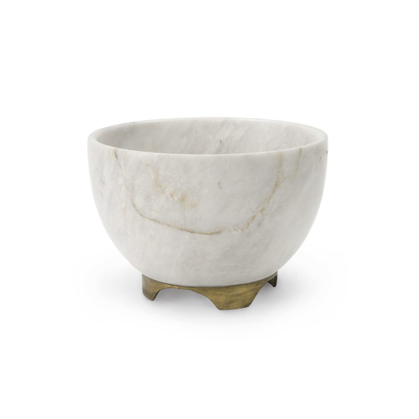 Picture of BIANCA MARBLE BOWL, LG