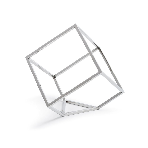 Picture of OPEN STANDING CUBE, NICKEL