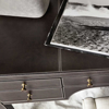 Picture of CLARENDON LEATHER WRAPPED DESK