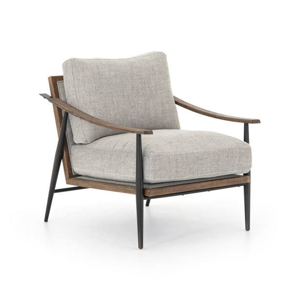 Picture of KENNEDY CHAIR, GABARDINE GREY