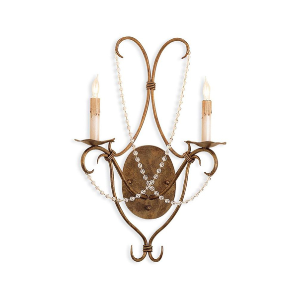 Picture of CRYSTAL LIGHTS WALL SCONCE