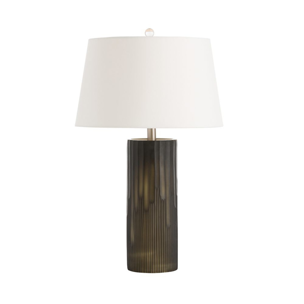 Picture of DYER TABLE LAMP, BLACK