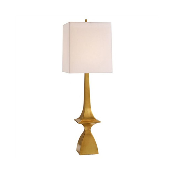 Picture of AMHERST SATIN BRASS LAMP