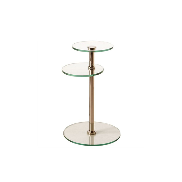 Picture of ELIOT IRON/GLASS TABLE