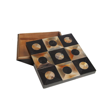 Picture of HORN/GOLD BOX, LG
