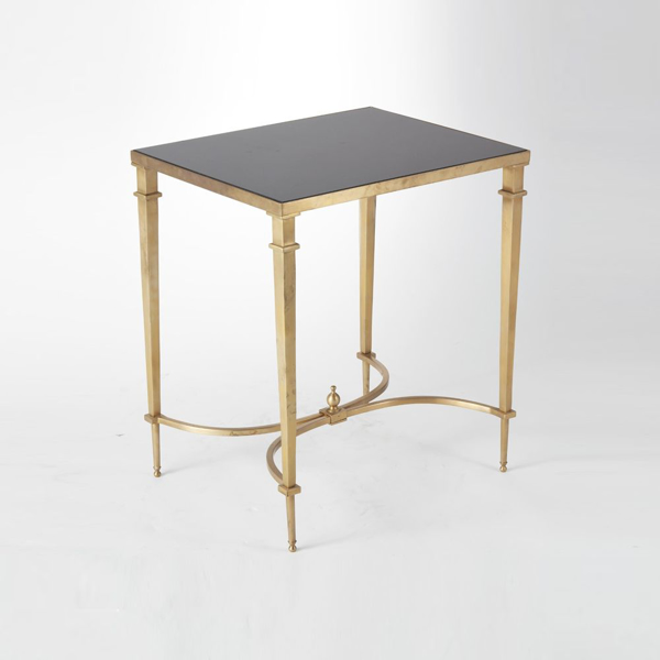 Picture of SQUARE FRENCH SQUARE LEG TABLE
