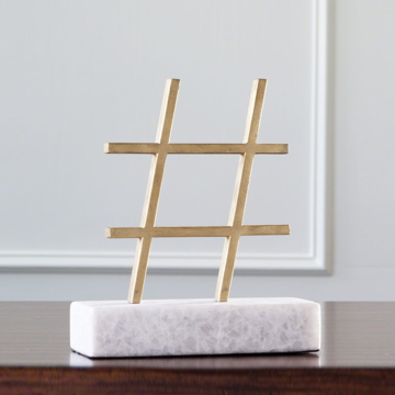 Picture of HASHTAG GOLD