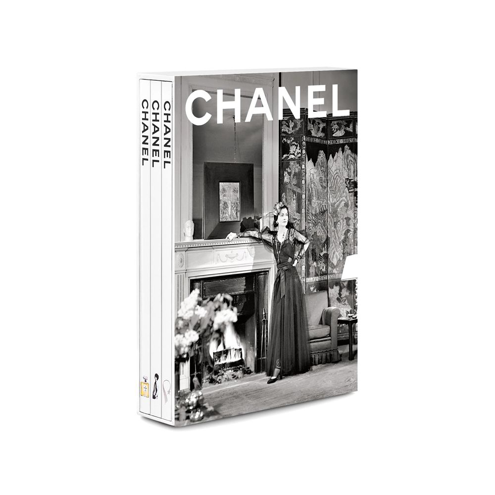 Picture of CHANEL 3-BOOK SLIPCASE-NEW ED