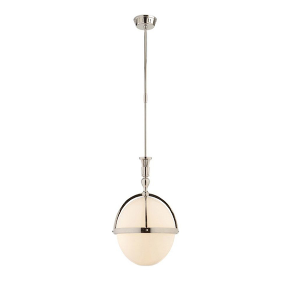 Picture of BILLY MEDIUM PENDANT GLOBE, PN