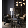 Picture of SERAFINA SM ACCENT TABLE, BLK