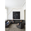 Picture of TUFTED SECTIONAL-3S SOFA, DG