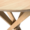 Picture of MIKADO SIDE TABLE, OAK