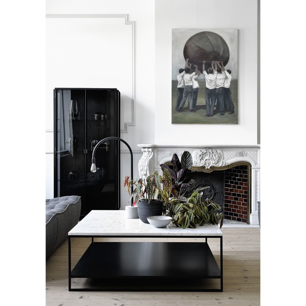 Picture of ANDERS STONE COFFEE TABLE