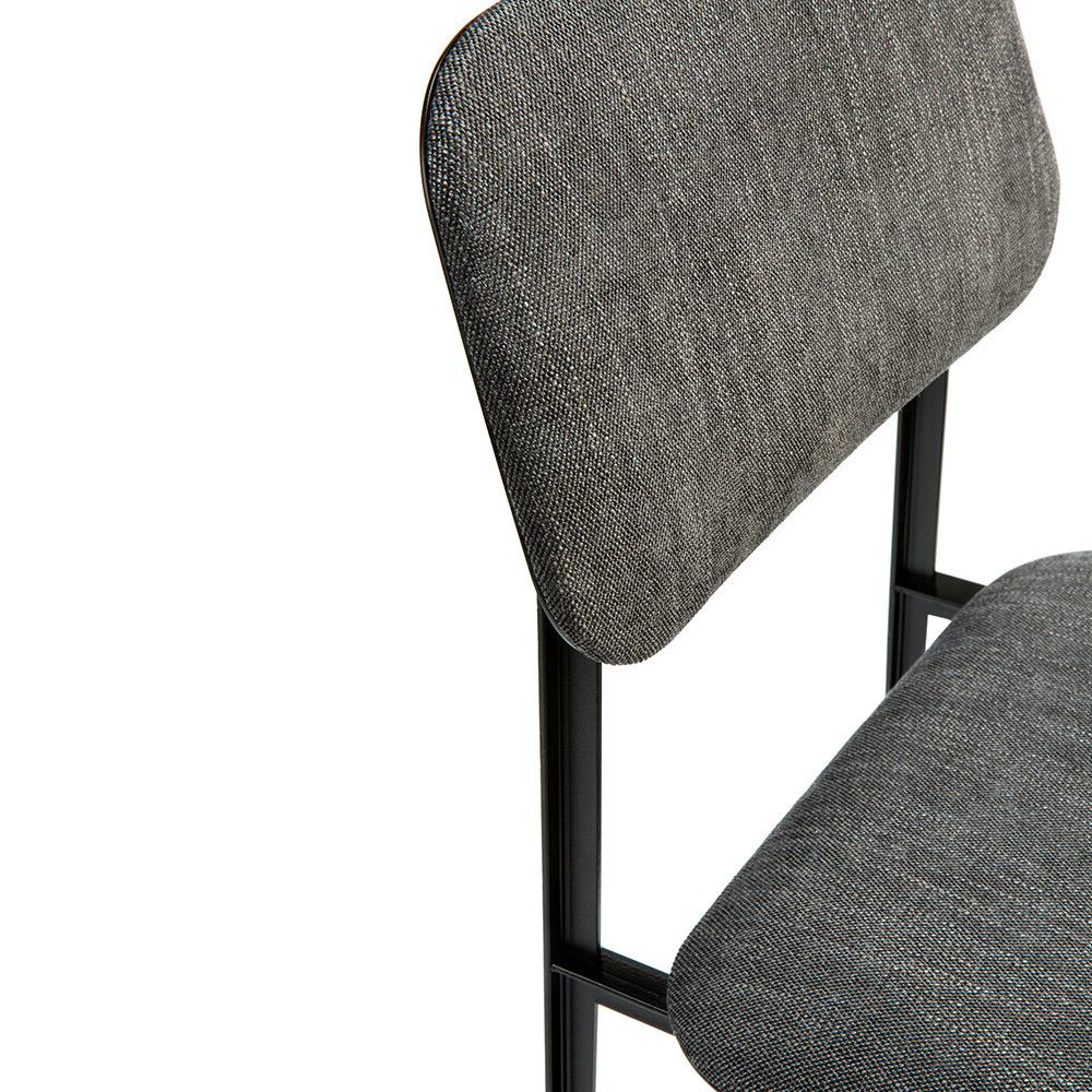 Picture of DEX DINING CHAIR, DARK GRY