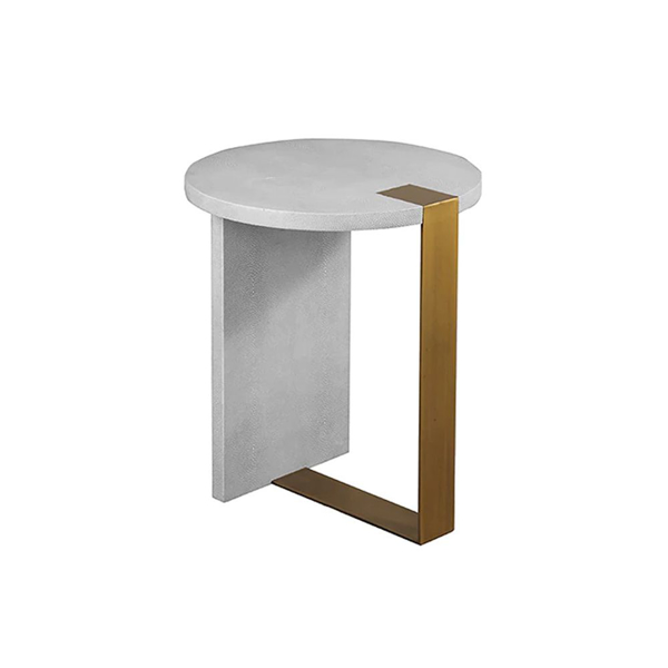Picture of HARRINGTON SIDE TABLE, L.GREY
