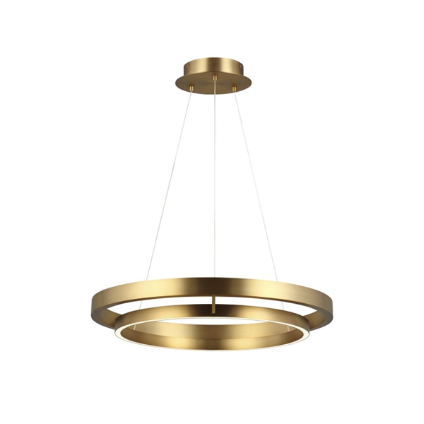 Picture of GRACE 30 CHANDELIER, AG BR