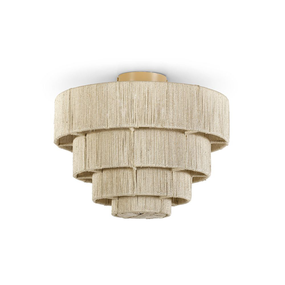 Picture of EVERLY SEMI FLUSH MOUNT