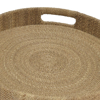 Picture of MONARCH ROUND TRAY NATURAL, SM