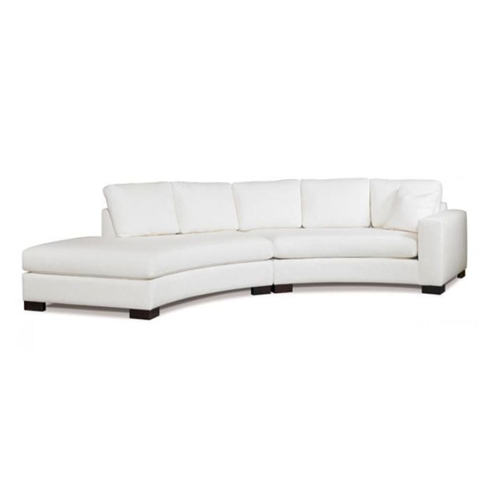 Picture of KYLIE CURVED SECTIONAL SOFA