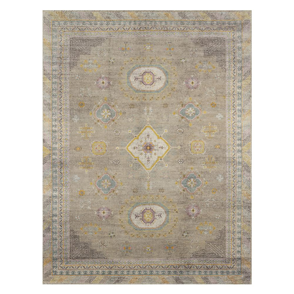 Picture of KHOTAN RUG, BE/BL 8X10