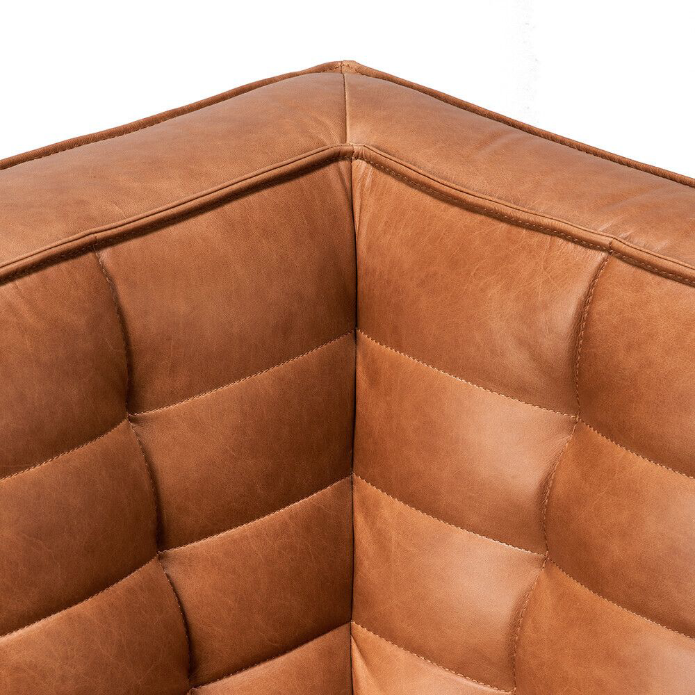Picture of LEATHER SECTIONAL - CORNER,OS