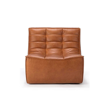 Picture of LEATHER SECTIONAL - 1S SOFA,OS