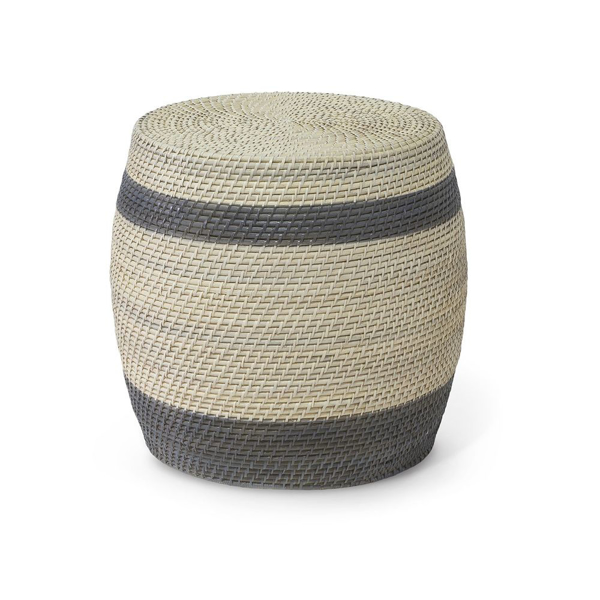 Picture of REYNA ROUND STOOL