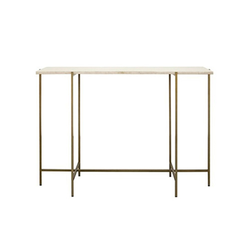 Picture of AARON BRONZE CONSOLE TABLE