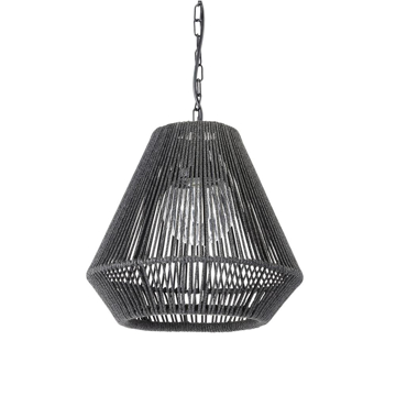 Picture of TANNER OD PENDANT TAPERED, BLK
