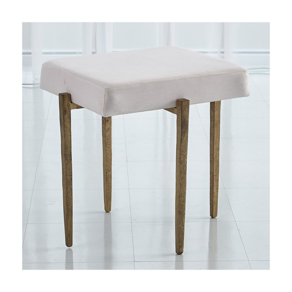 Picture of LAFORGE BENCH, ANTIQUE GOLD