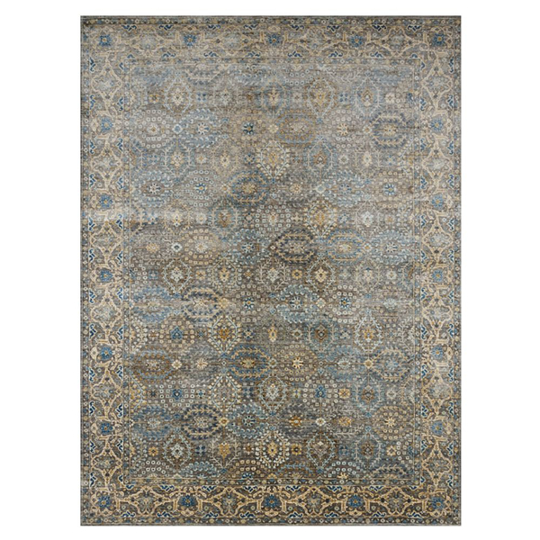 Picture of KARABAGH 44 RUG, BR/BL/YW 8X10