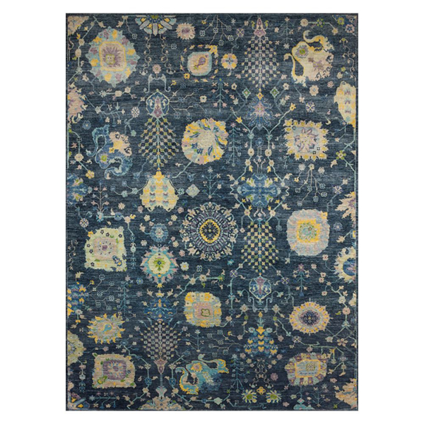 Picture of KARABAGH 55 RUG, BL/BE/YL 8X10
