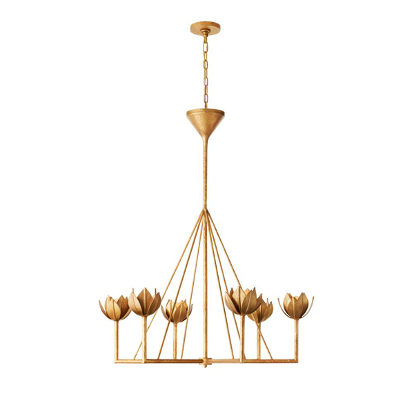 Picture of ALBERTO LG 1-TR CHANDELIER,AGL