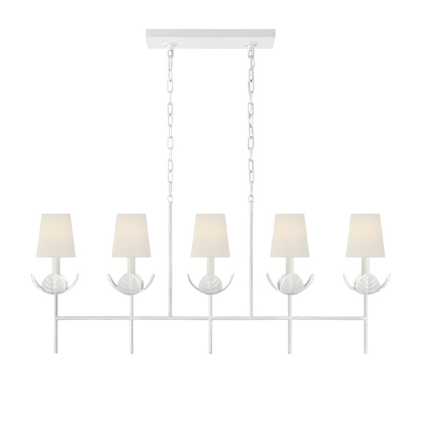 Picture of ILLANA LG LINEAR CHANDELIER,PW