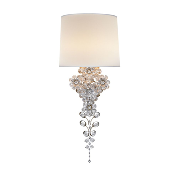 Picture of CLARET TAIL SCONCE, BSL