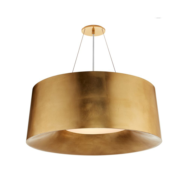 Picture of HALO MED HANGING SHADE, GILD