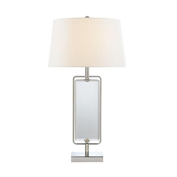 Picture of HENRI FRAMED TABLE LAMP LG, PN