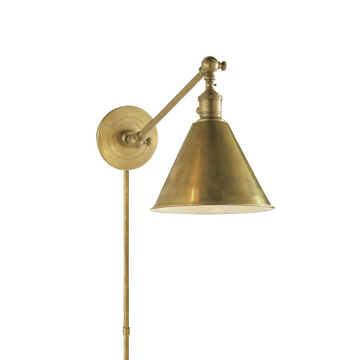 Picture of BOSTON FUNCTIONAL LIB LAMP,HAB