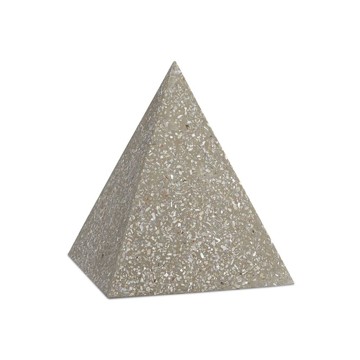 Picture of ABALONE CONCRETE PYRAMID, LG