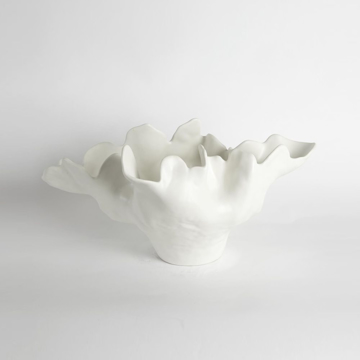 Picture of METEOR BOWL MED, IVORY